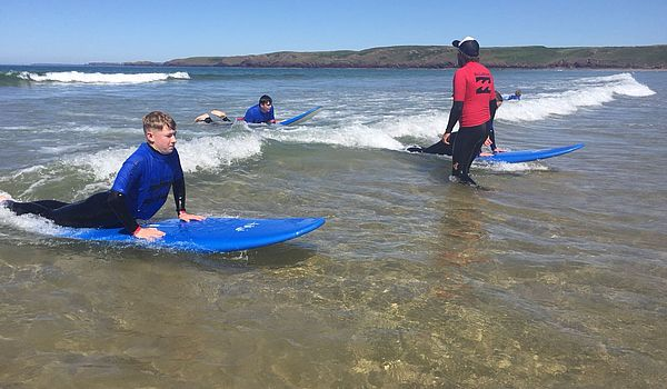 ISA Surf Instructor Courses